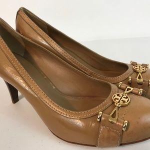 Women's Tory Burch Platform Heels Shoes Size 8 M